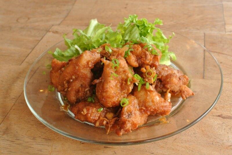 油淋鶏 レシピ