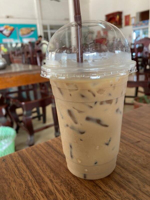 カンボジアコーヒー 練乳