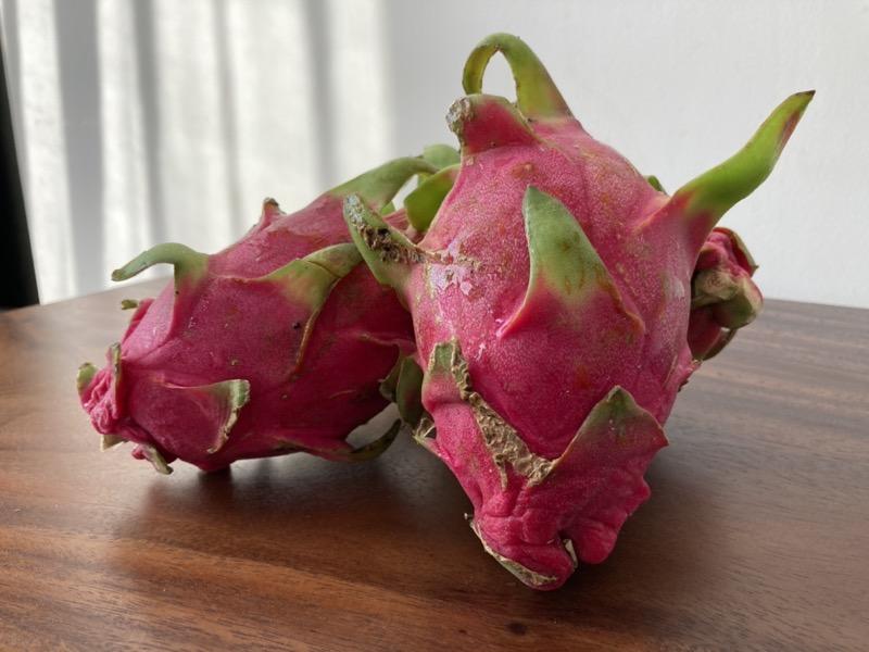 ドラゴンフルーツ カンボジア